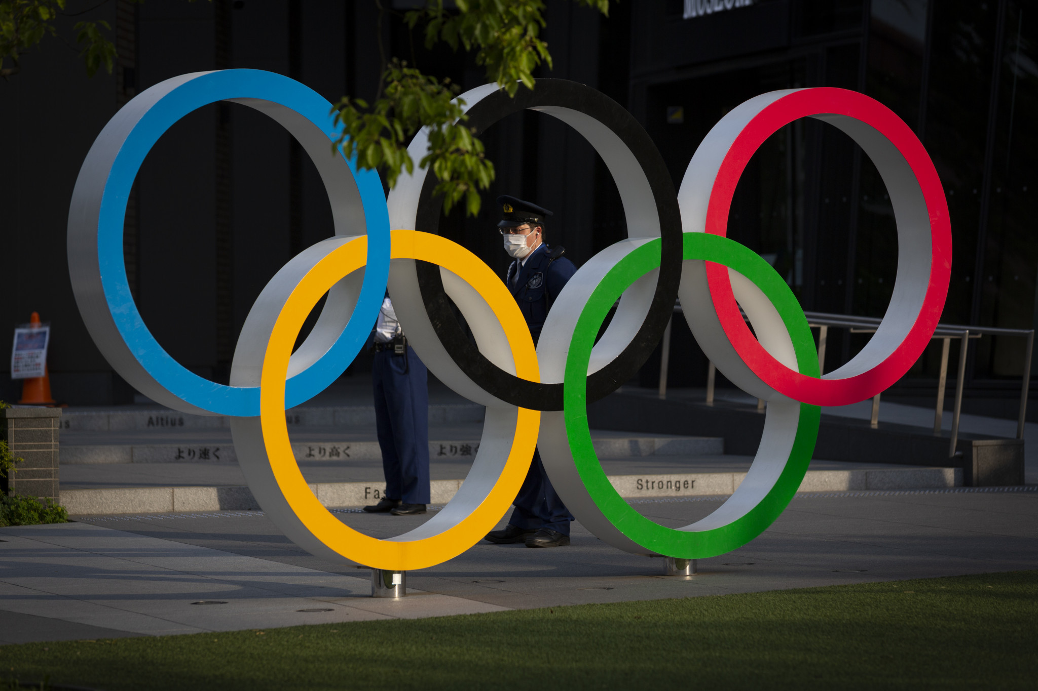 Games organisers insist that the Olympics will go ahead as planned ©Getty Images