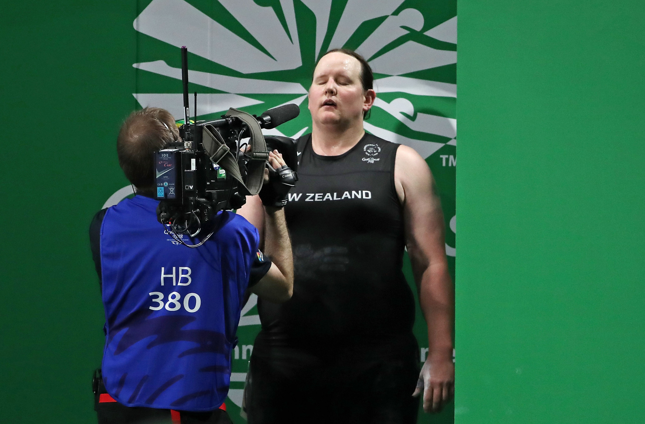 Laurel Hubbard, rightly or wrongly, is poised to become the face of transgender athletes ©Getty Images
