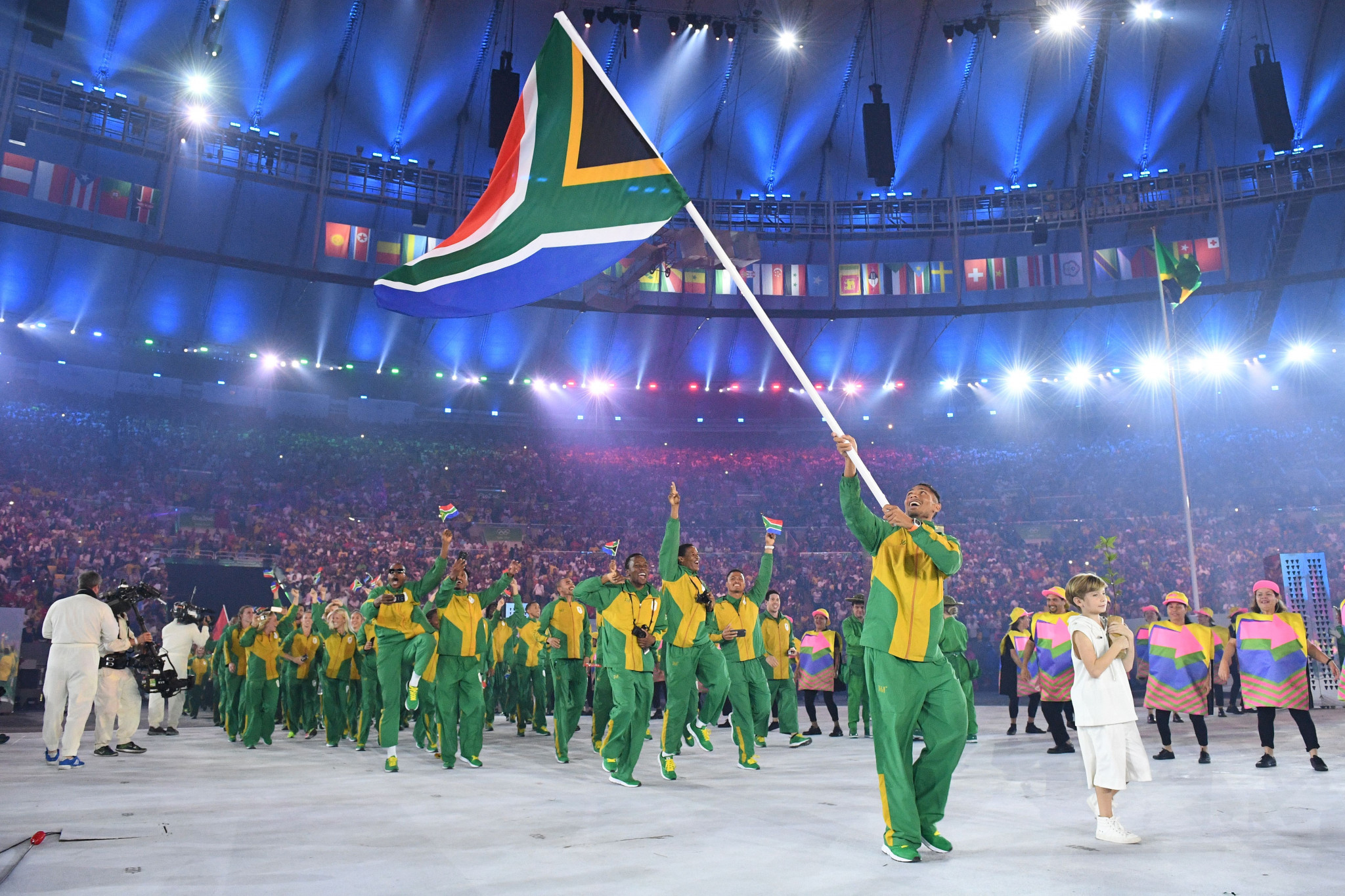 South African athletes have agreed to take part in an inoculation trial using the single-jab Johnson and Johnson vaccine ©Getty Images