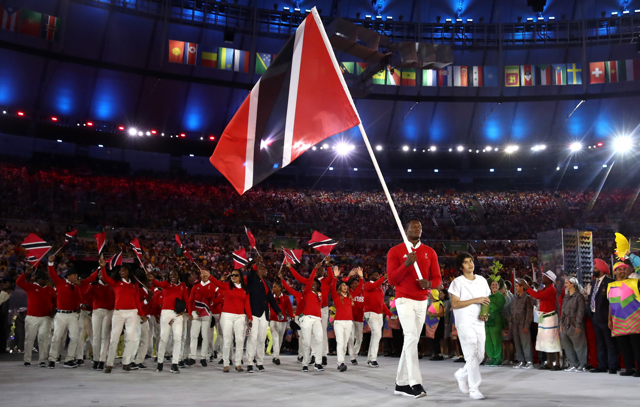 Trinidad and Tobago's Olympic team receive financial boost ahead of Tokyo 2020