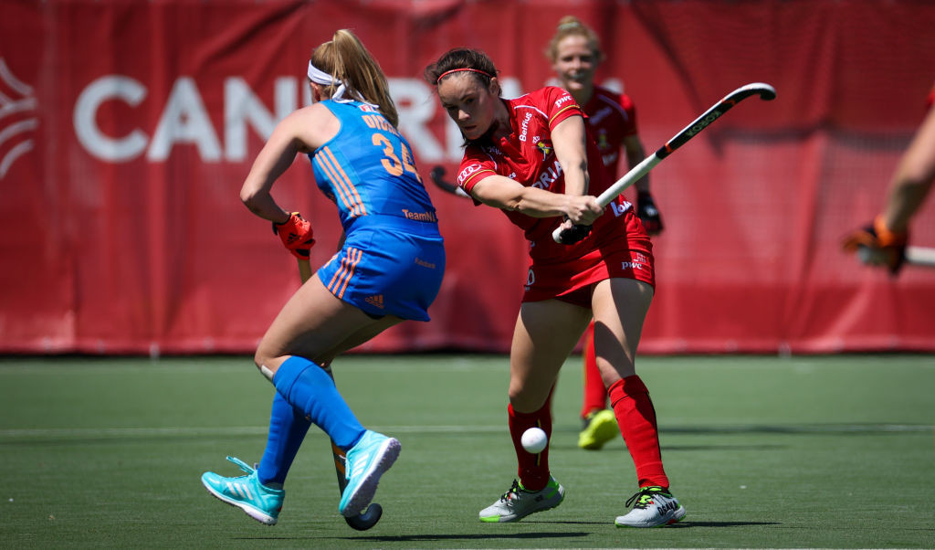 The Netherlands beat Belgium in their final Hockey Pro League match of the season ©Getty Images