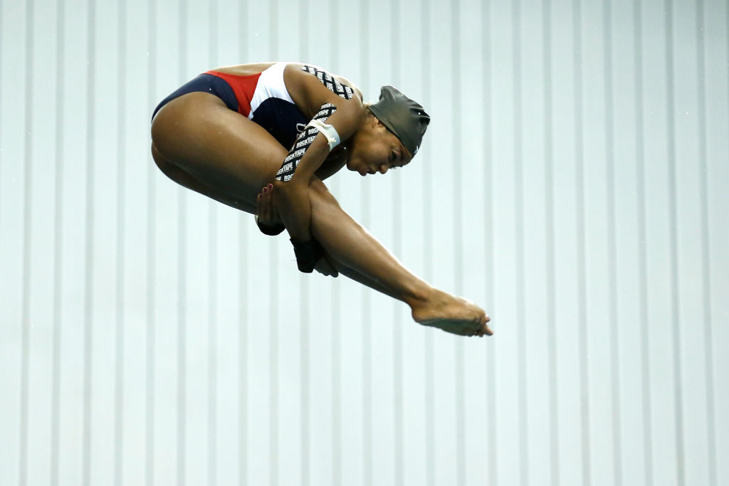 Hayden and Pitman victories complete virtual FINA Diving Grand Prix event