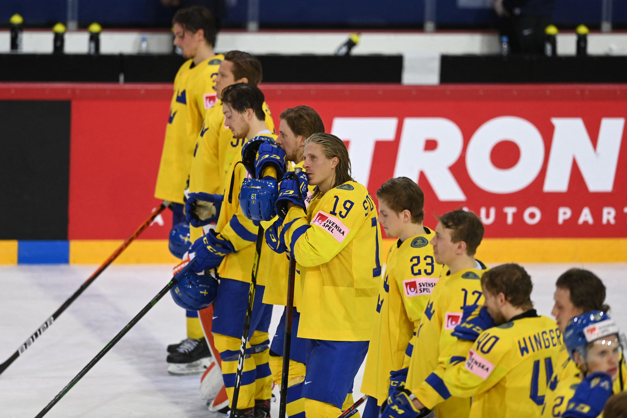 Sweden eliminated from IIHF World Championship after shoot-out loss to ROC
