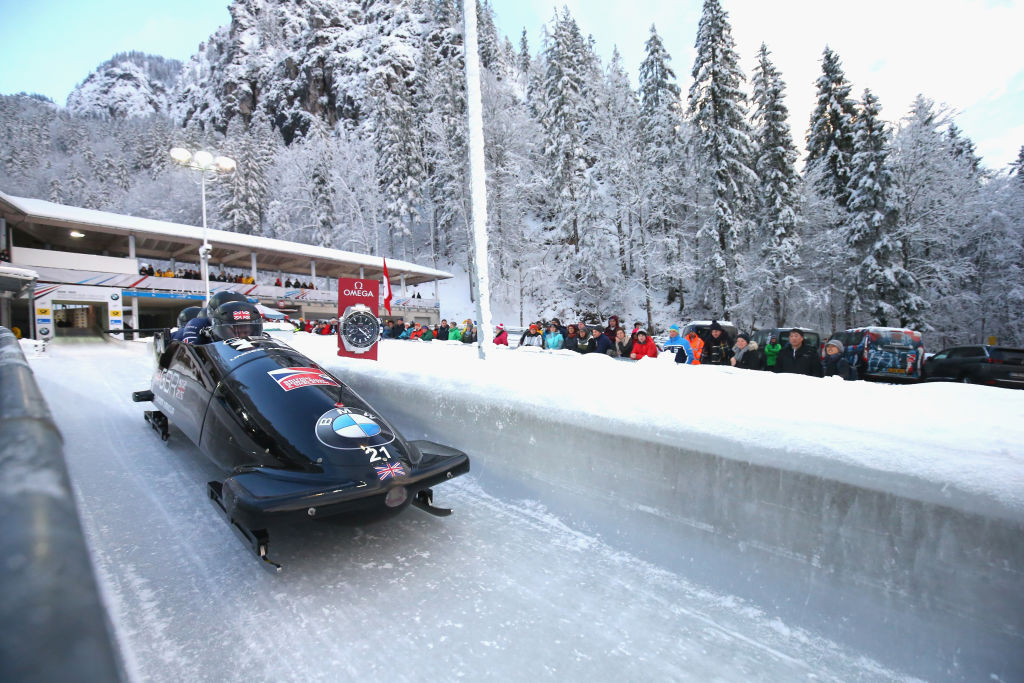 The German track is a regular host of major IBSF events ©Getty Images