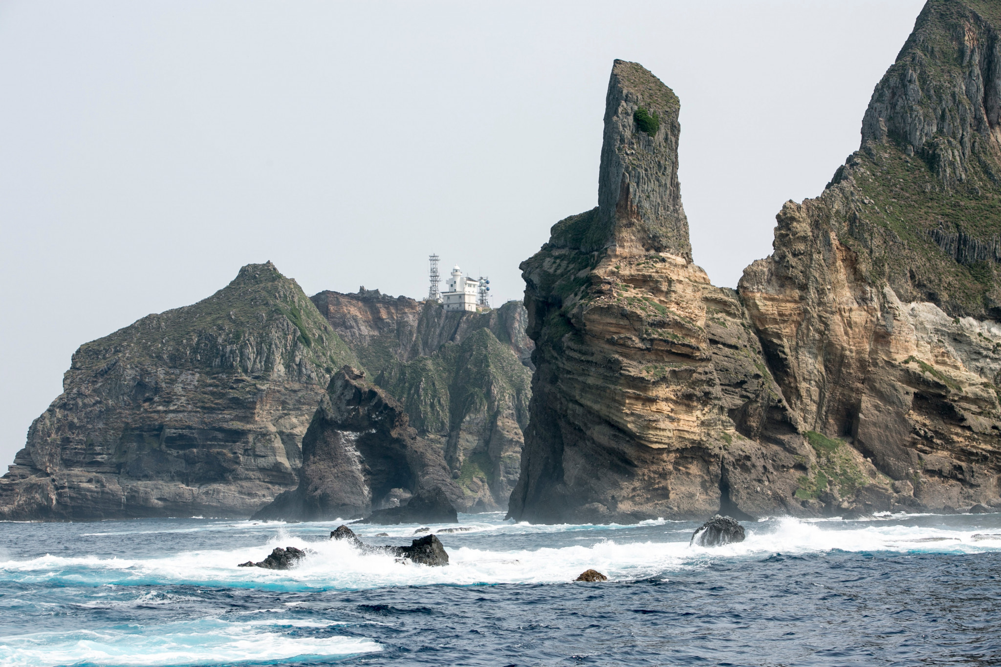 The Liancourt Rocks are again at the centre of a dispute between South Korea and Japan ©Getty Images
