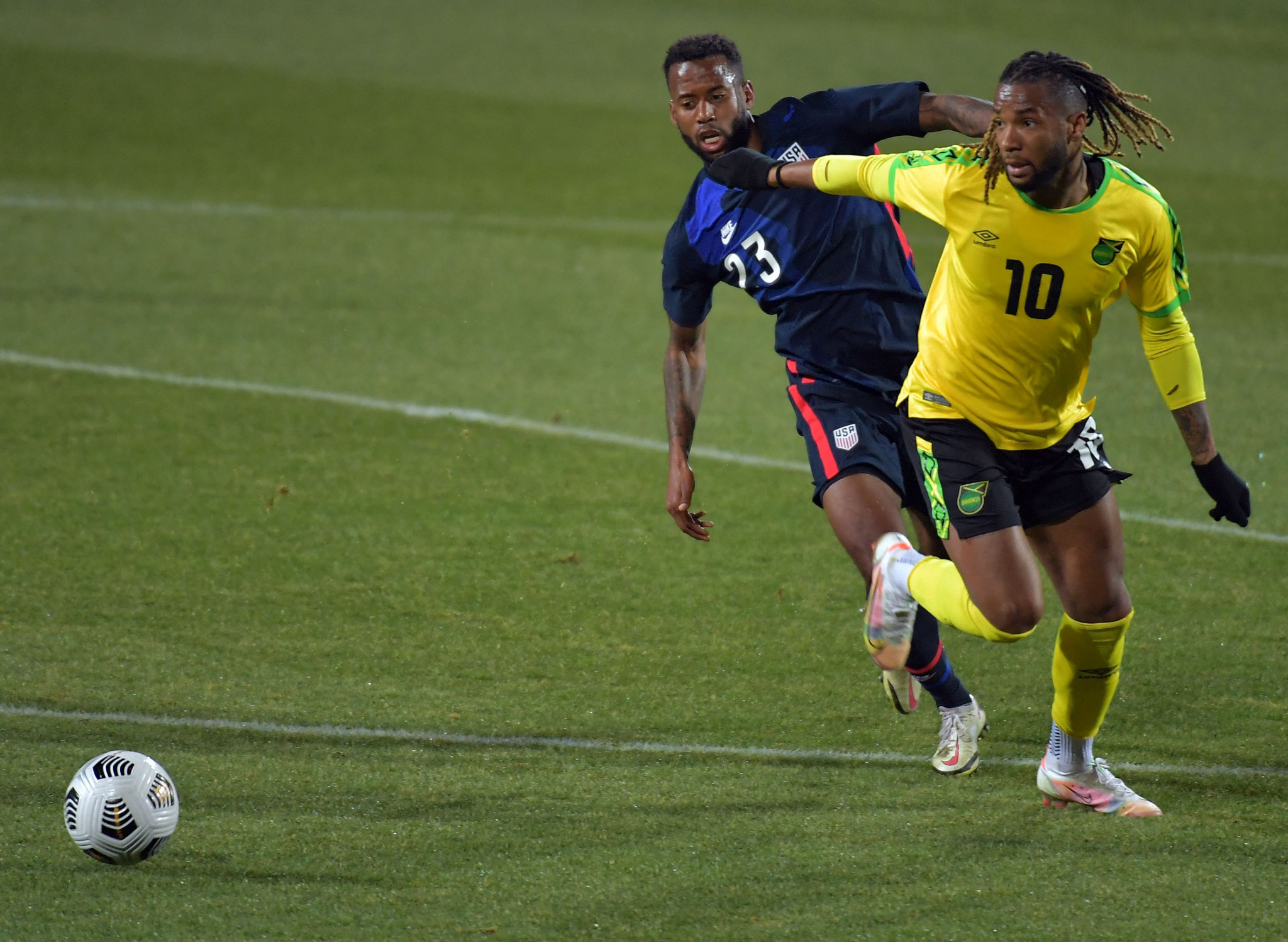 Jamaica will not face Japan in their friendly set for tomorrow ©Getty Images