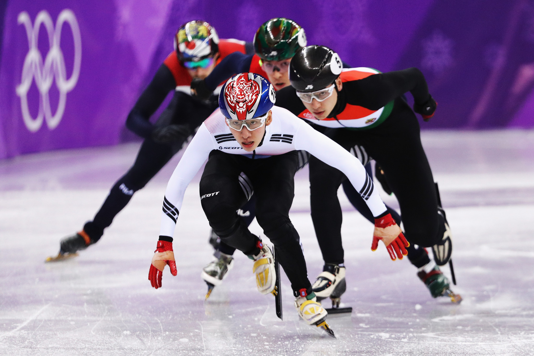Lim Hyo-jun is aiming to retain his 1,500m short track Olympic title at Beijing 2022 ©Getty Images