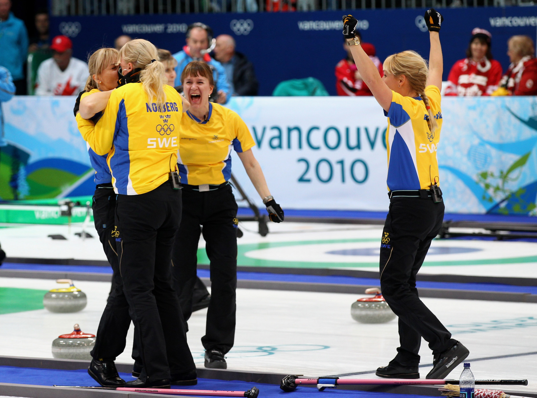 Double Olympic champion Norberg among World Curling 2021 Hall of Fame