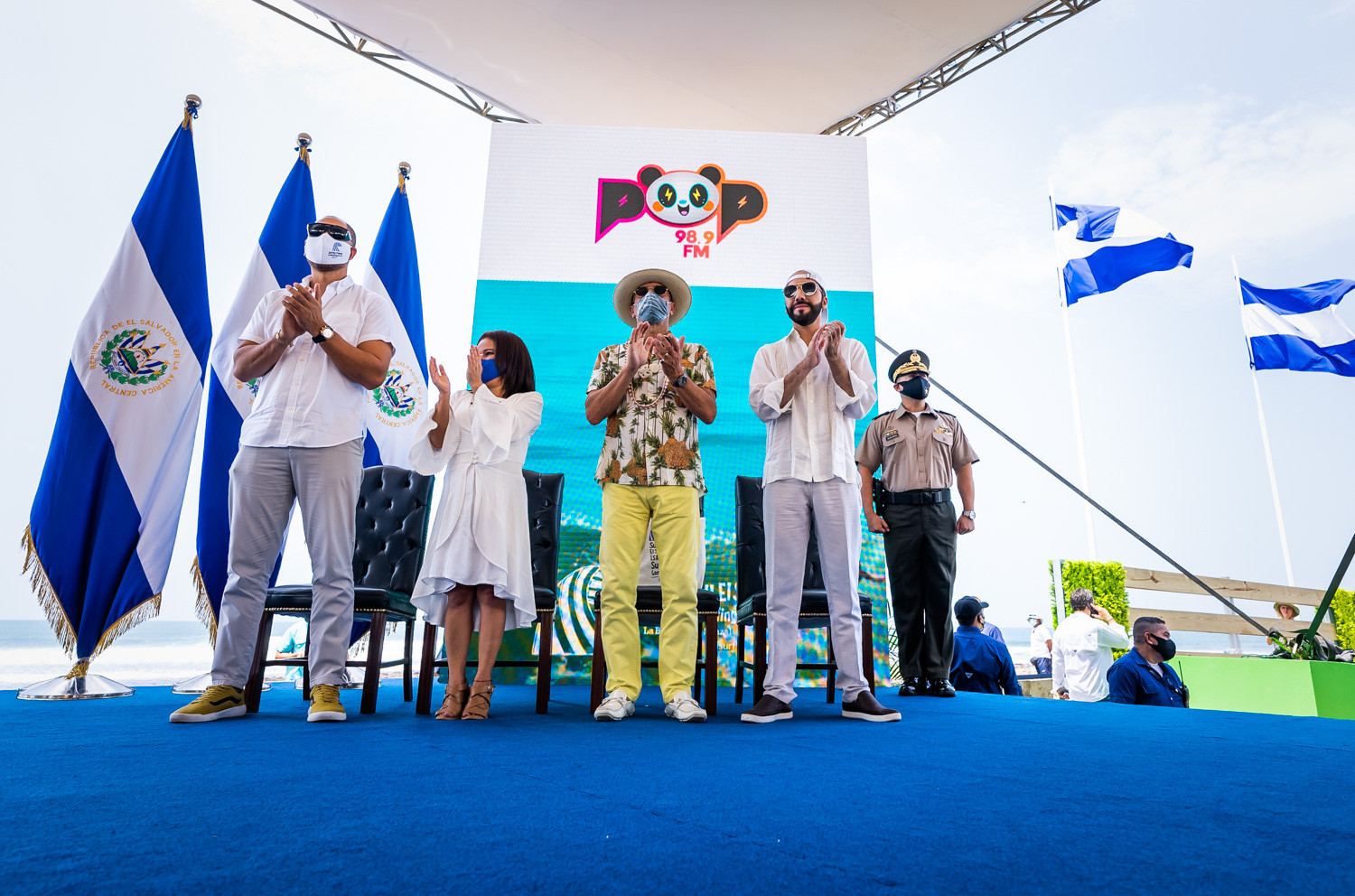 """World Surfing Games host venue can """"change perceptions"""" of El Salvador, says Aguerre"""