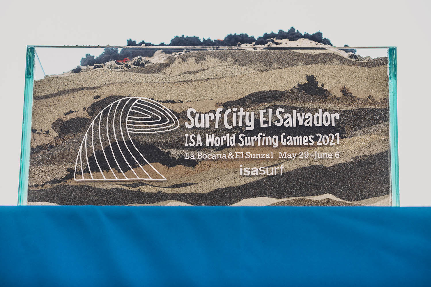 It is hoped that the World Surfing Games can