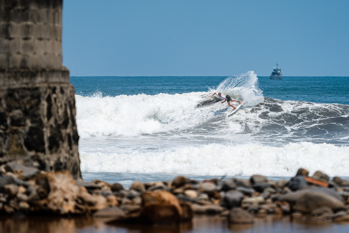 World Surfing Games: Day four report