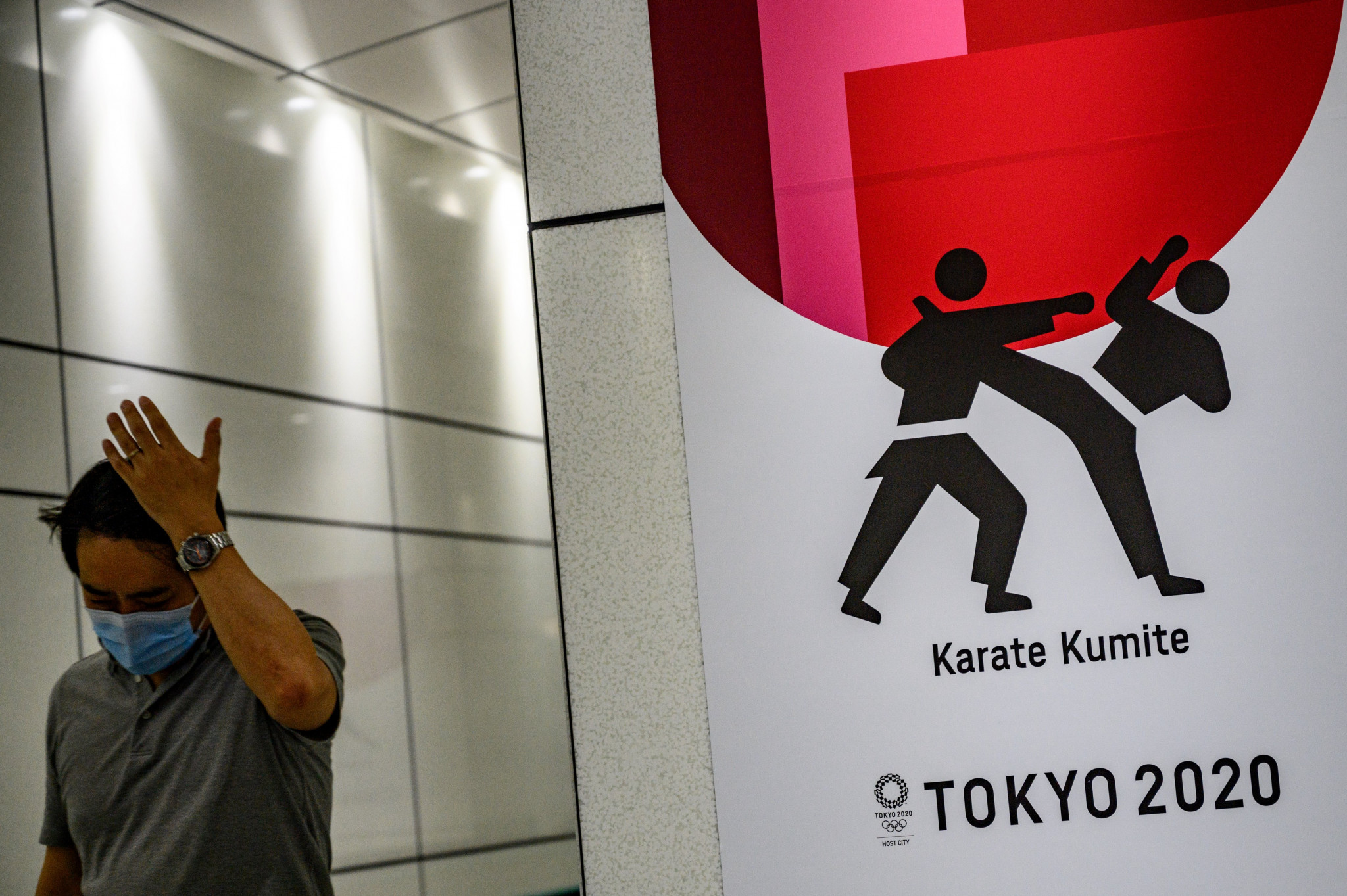 Karate will make its Olympic debut at the famous Nippon Budokan venue ©Getty Images
