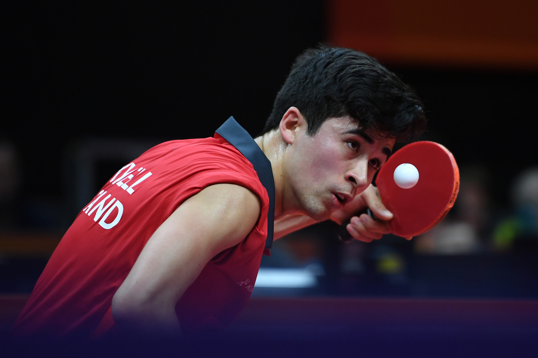 Daybell opens with wins at ITTF World Paralympic Qualification Tournament