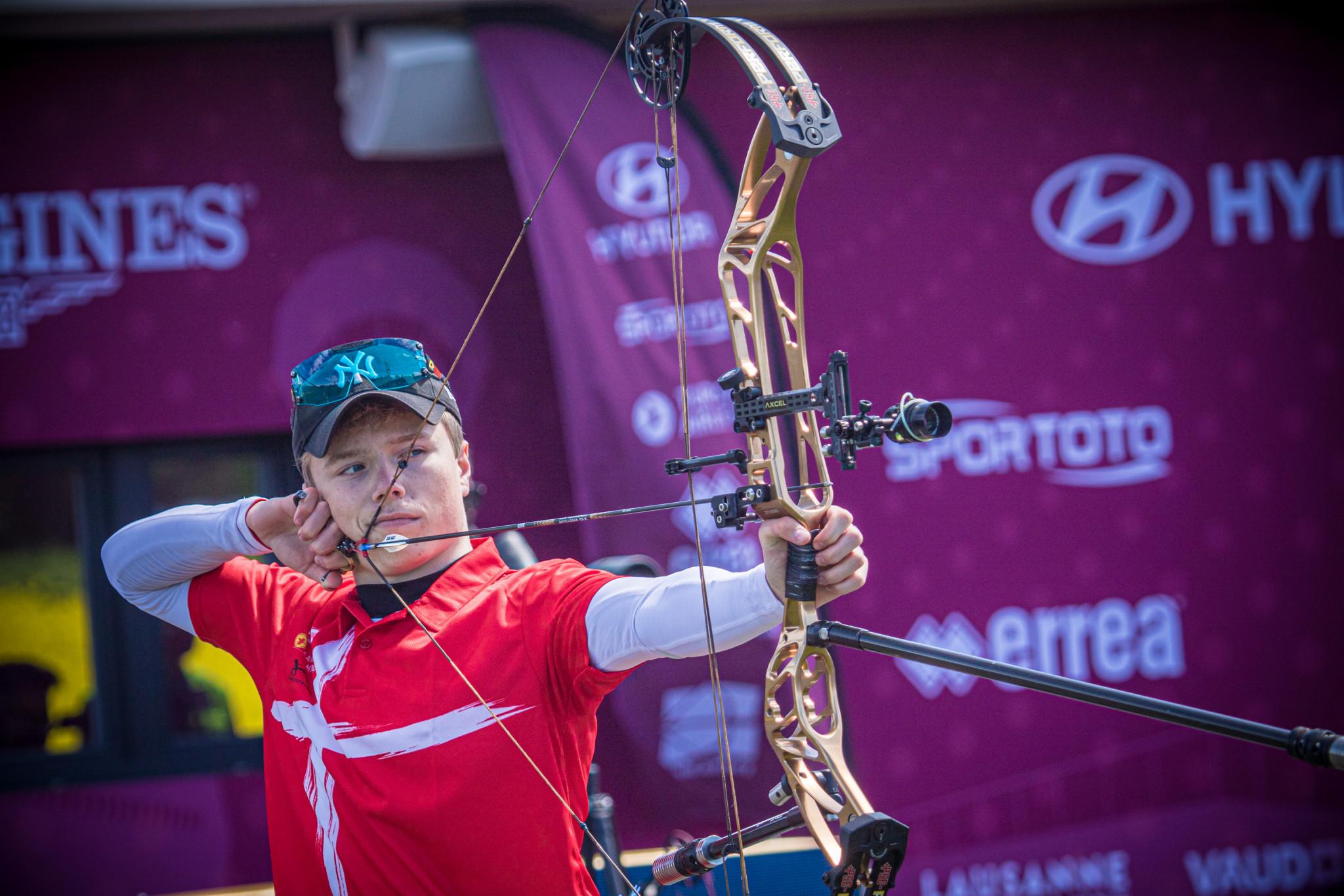 Danish archers make compound finals at European Archery Championships