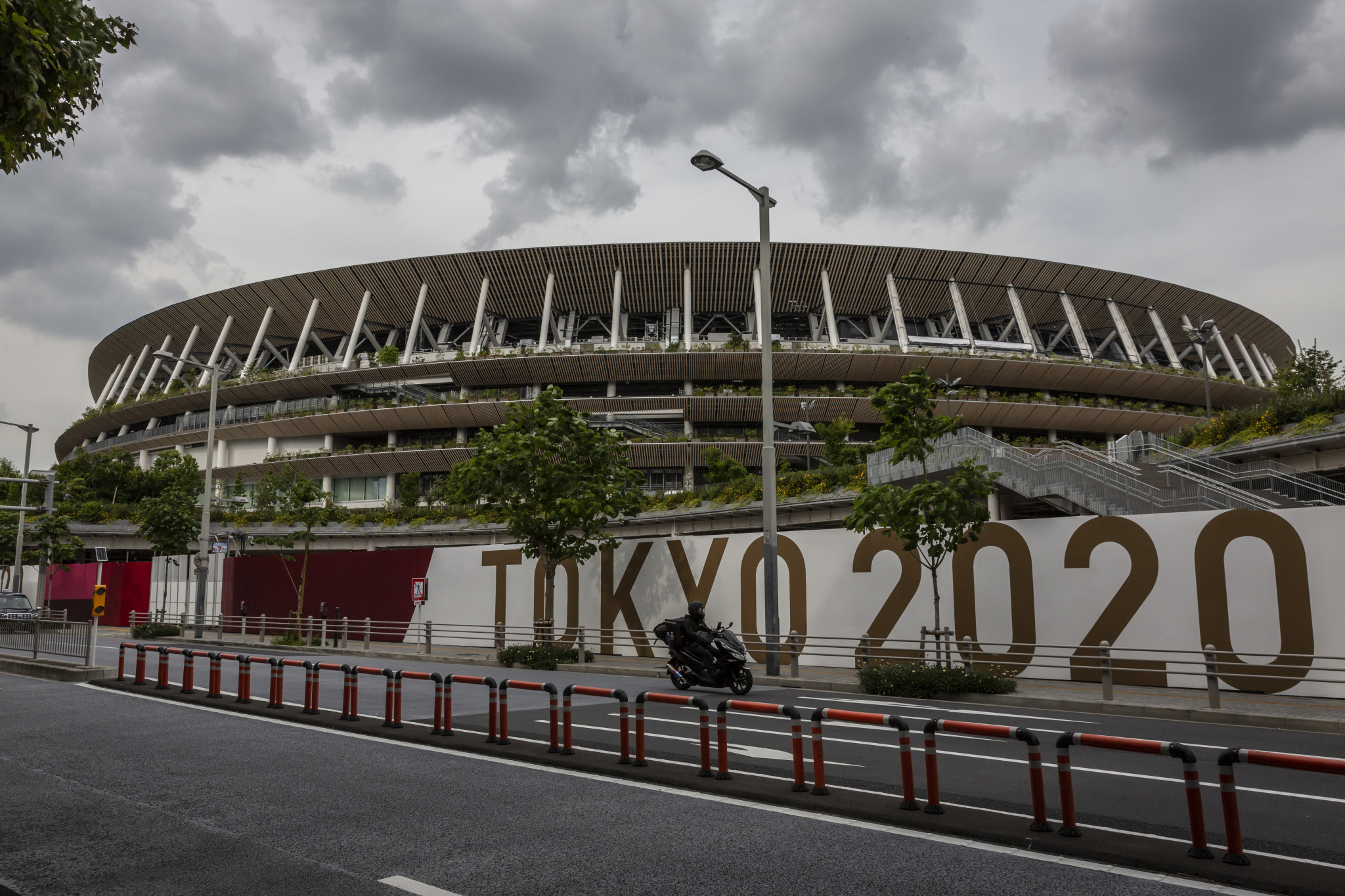 Tokyo 2020 was postponed to 2021 due to the COVID-19 pandemic ©Getty Images