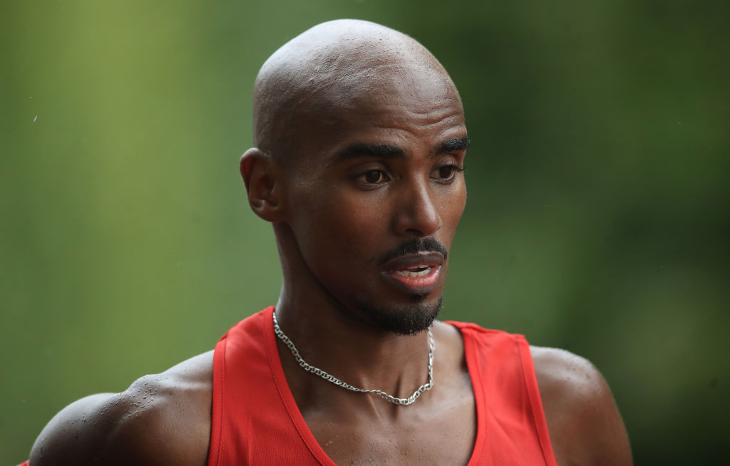Farah back on track seeking Olympic qualification at European 10,000m Cup in Birmingham