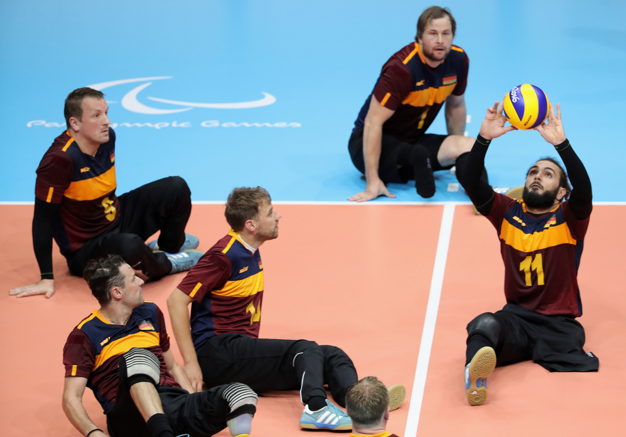 Germany and Kazakhstan to battle it out for final Tokyo 2020 sitting volleyball spot