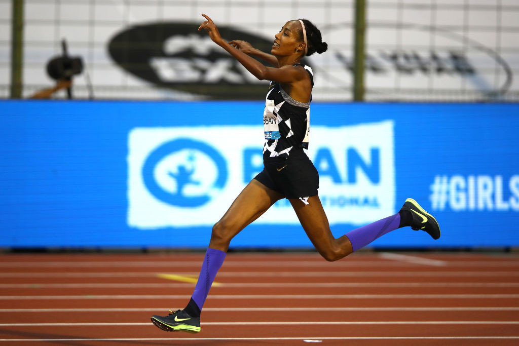 Hassan back at Hengelo 10,000m record track for World Athletics Continental Tour Gold meeting