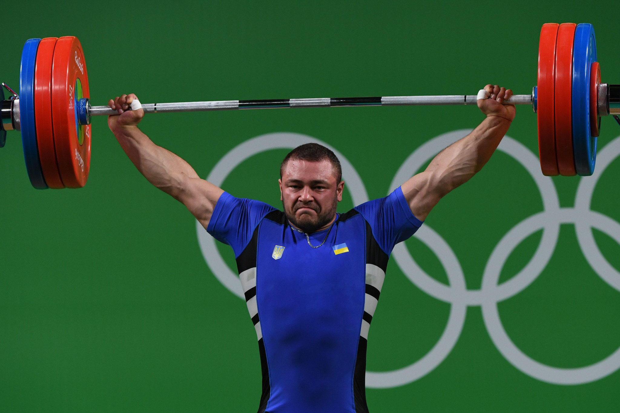 Dmytro Chumak competed at Rio 2016 and was a medal contender for the upcoming Tokyo 2020 Olympics ©Getty Images