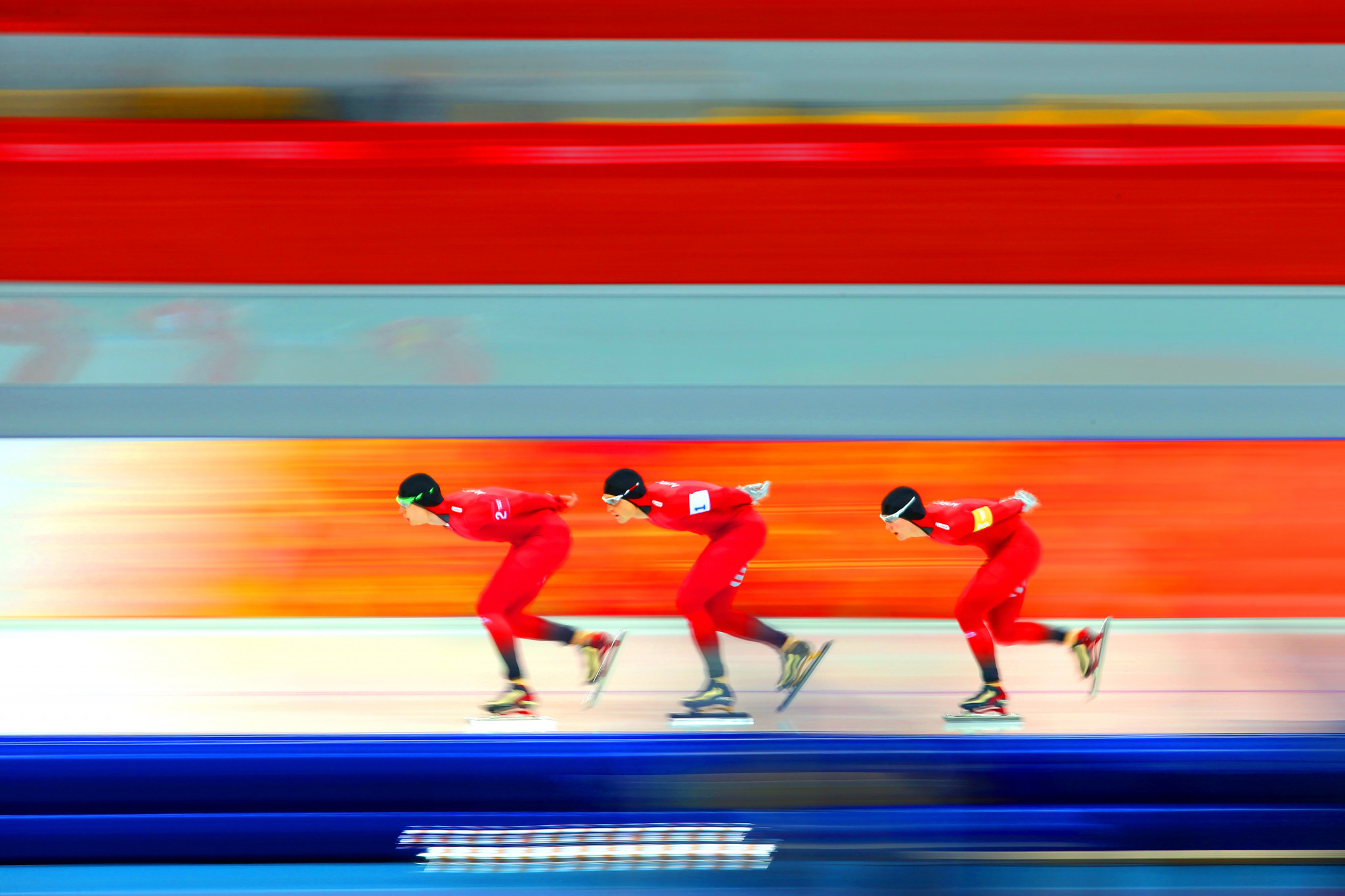 Russia will stage both the European Speed Skating Championships and European Short Track Speed Skating Championships in 2024 ©Getty Images