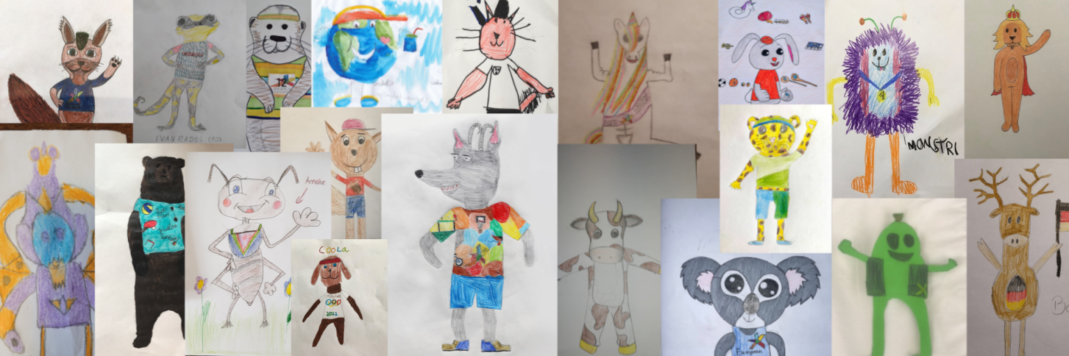 Munich 2022 receives more than 500 entries for mascot competition
