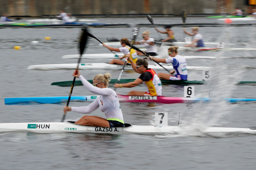 Hungary won three golds on the penultimate day of the European Canoe Sprint Championships in Poznan ©Getty Images