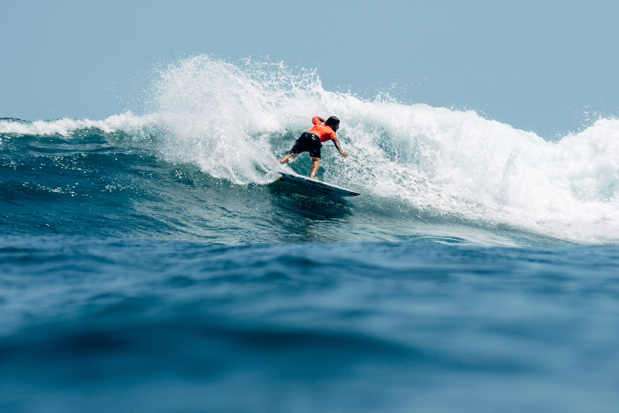 Reigning men's champion Italo Ferreira was among the Brazilian delegation which withdrew from the World Surfing Games  ©ISA/Pablo Jimenez