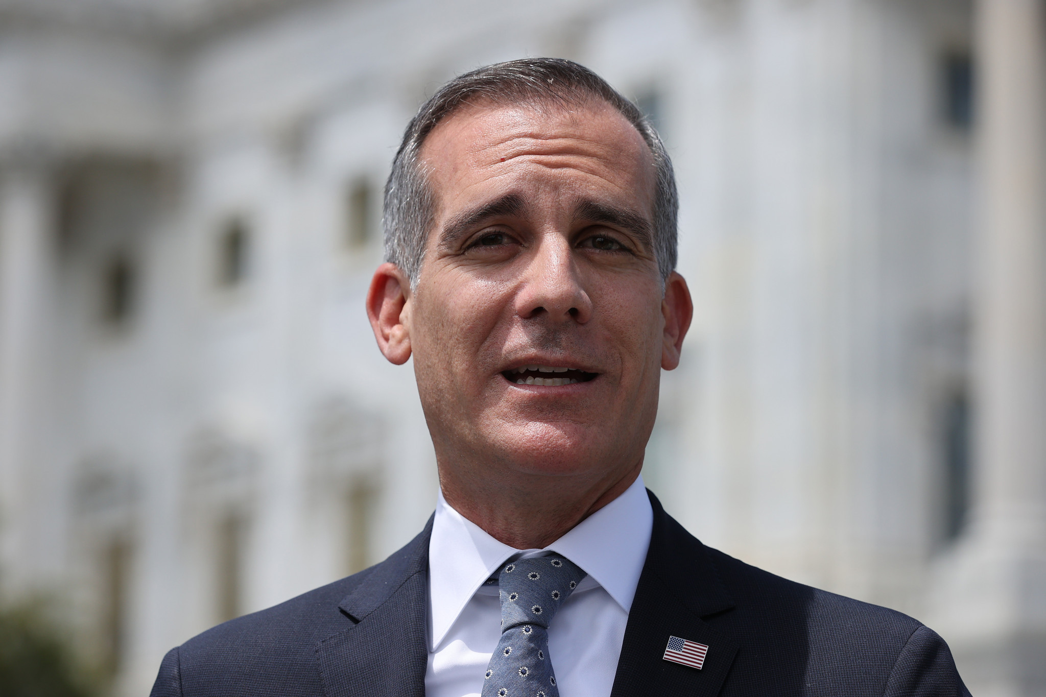 Los Angeles Mayor set to become United States' new Ambassador in India