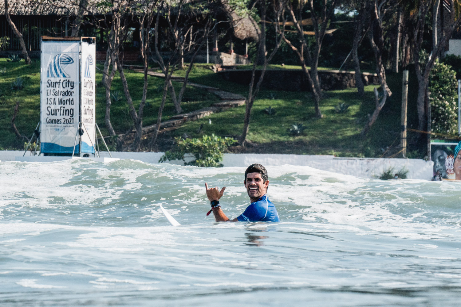 World Surfing Games: Day seven report