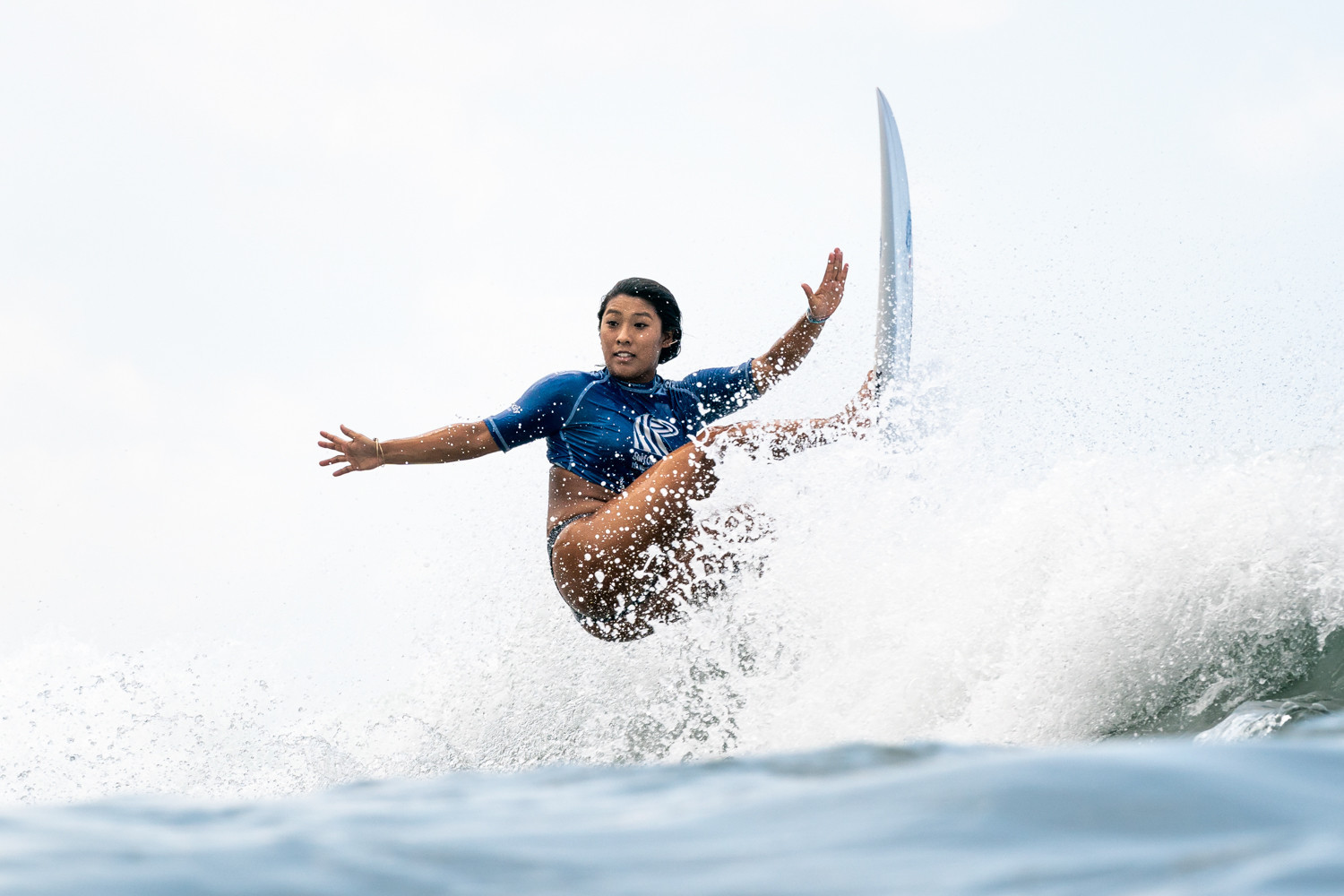 Surfers secure Tokyo 2020 places on penultimate day of World Surfing Games