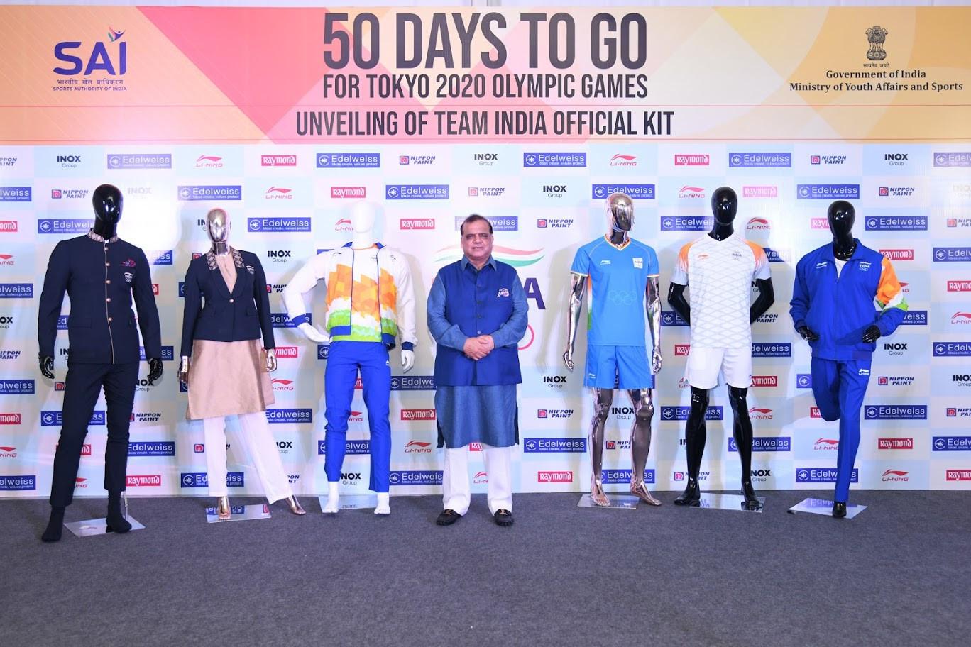 IOA President Narinder Batra was among the attendees at the launch ©Narinder Batra/Facebook