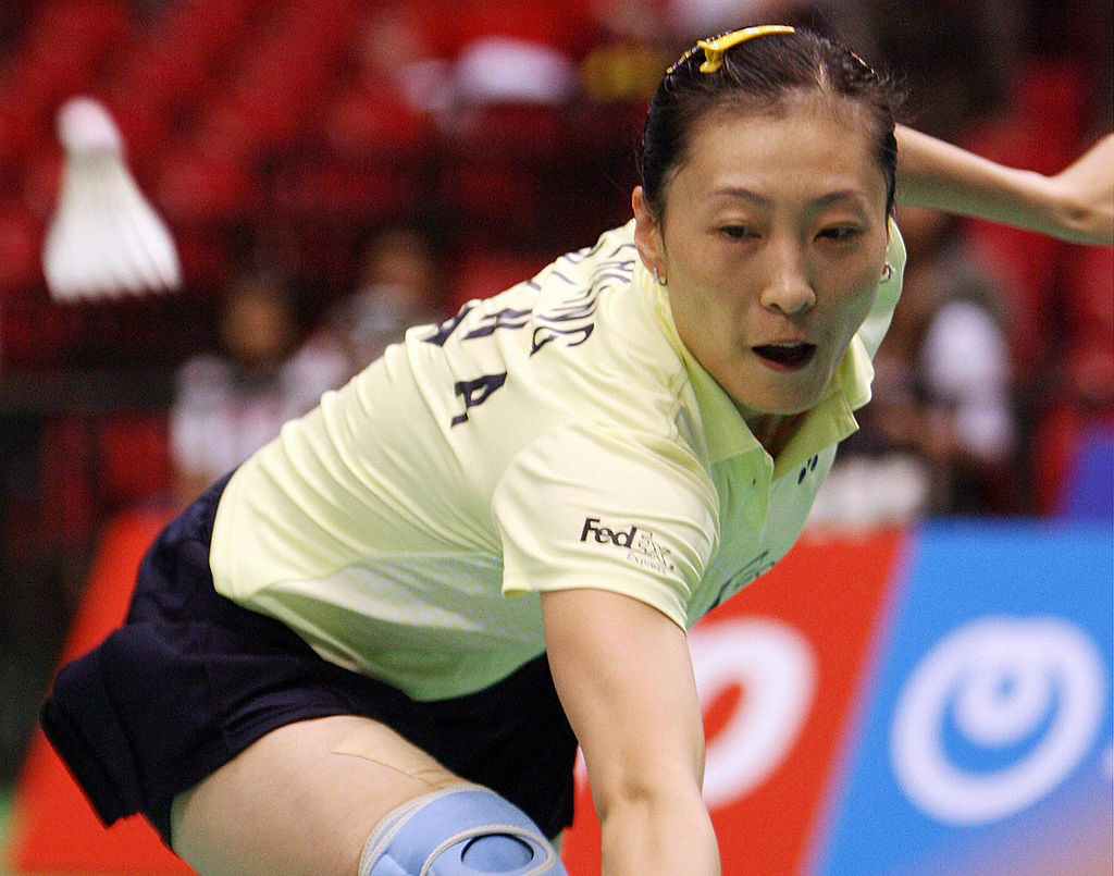 Three Chinese Olympic champions added to BWF Hall of Fame