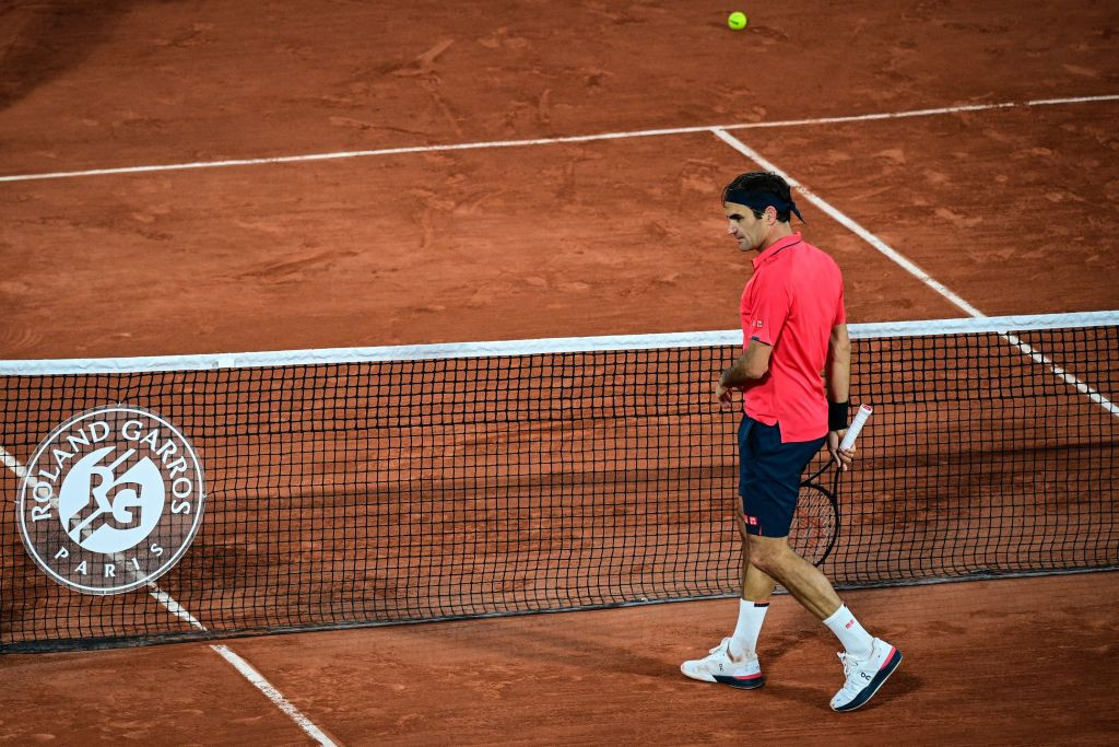Roger Federer has withdrawn from the French Open ©Getty Images