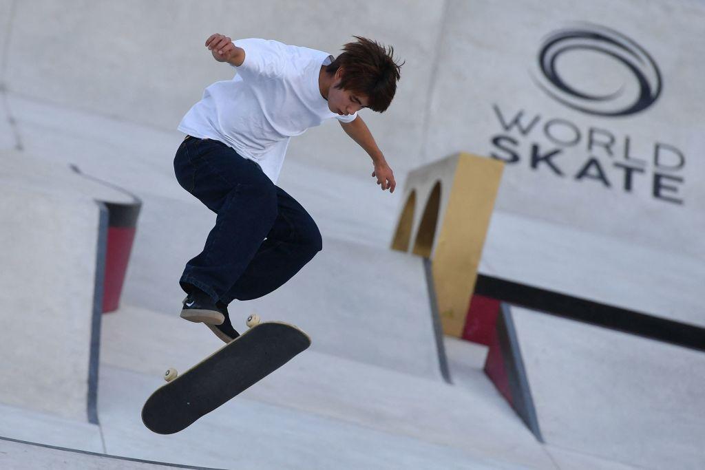 Japanese pair take gold at Street Skateboarding World Championships