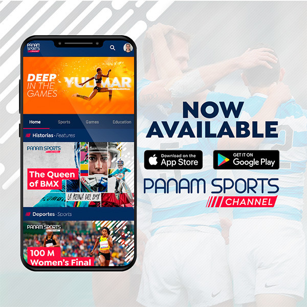 """Panam Sports launch new series """"Without Borders"""""""