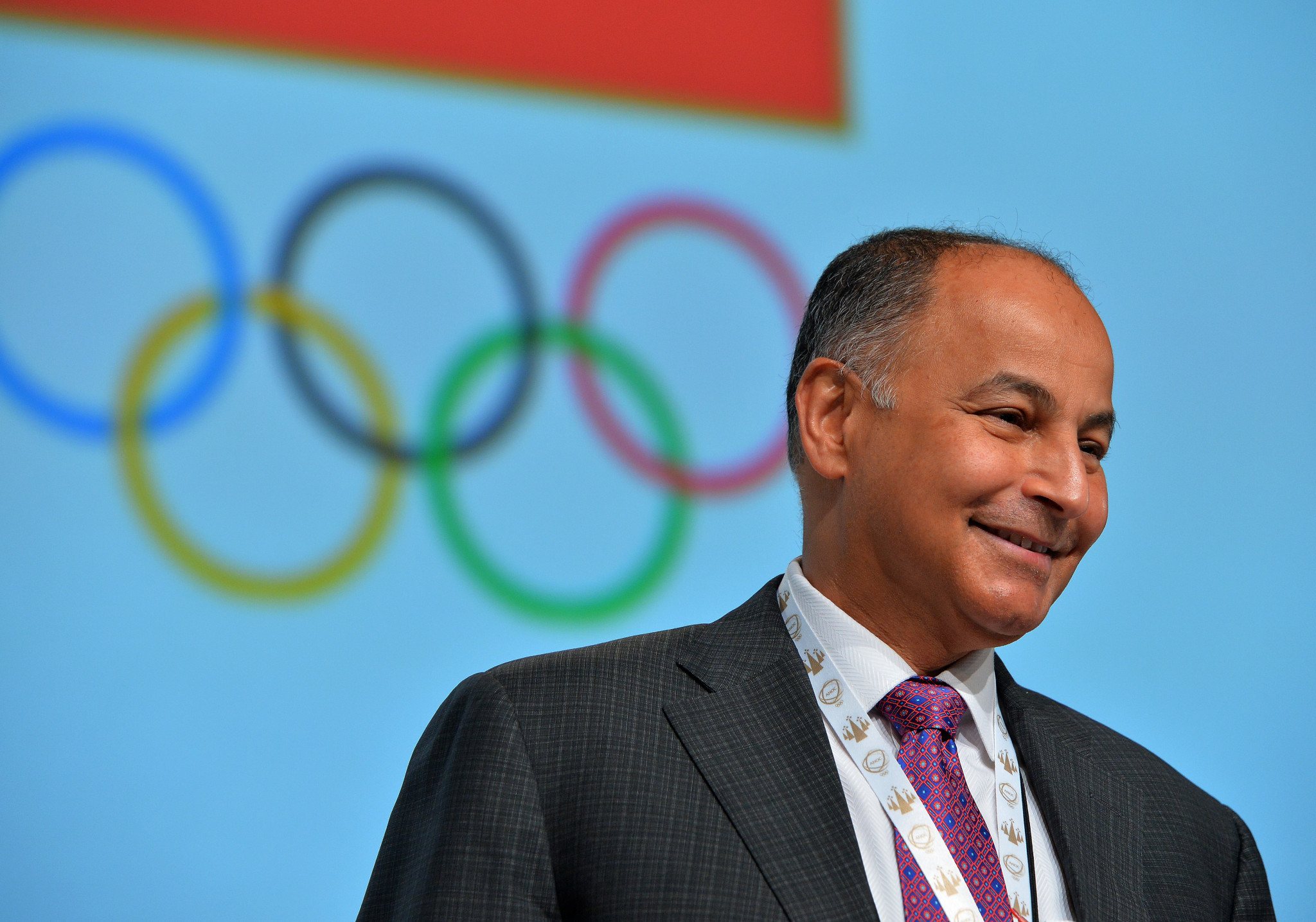 New FINA President Husain Al-Musallam pledged in his re-election speech to look at ways of increasing revenue and reducing the organisation's annual costs ©Getty Images