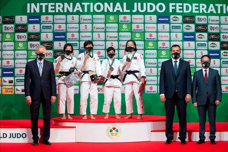 AIBA President Kremlev hails staging of IJF World Championships in Budapest