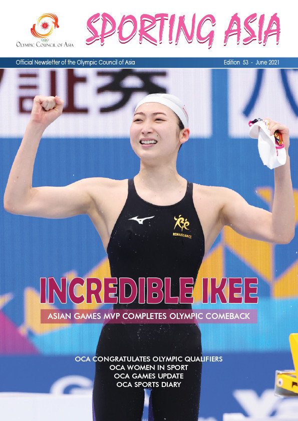 Sporting Asia - Edition 53 - JUN 2021