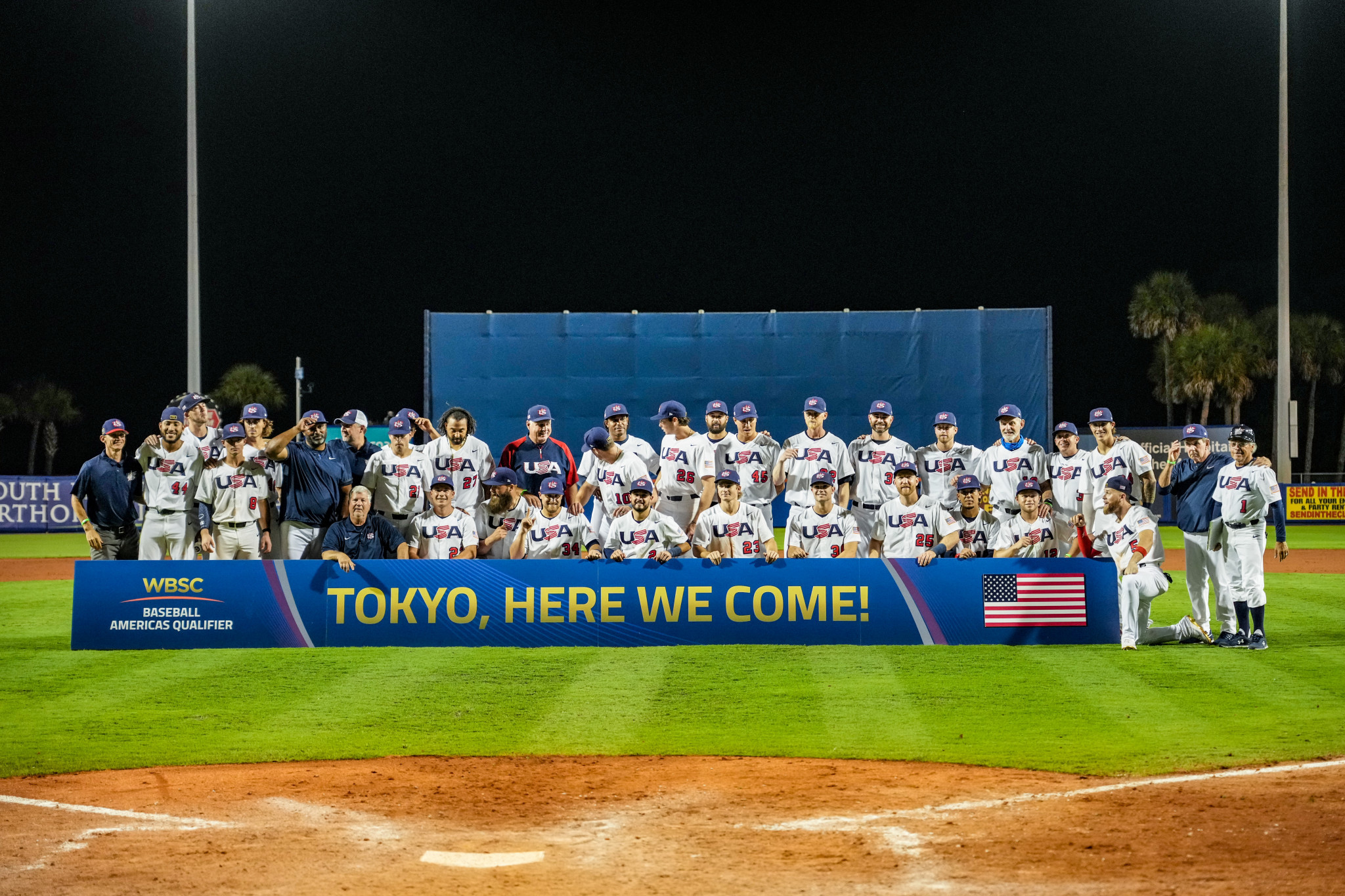 The United States won the event on home turf to qualify for Tokyo 2020 ©Getty Images