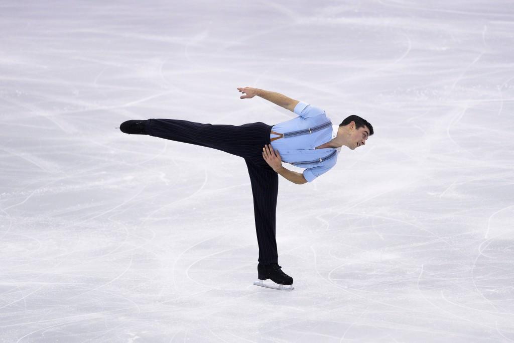 Fernandez eyes fourth straight title at European Figure Skating Championships