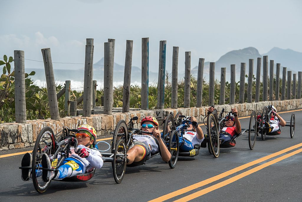 Defending champions in pole position to race at UCI Para-cycling Road World Championships on Estoril circuit