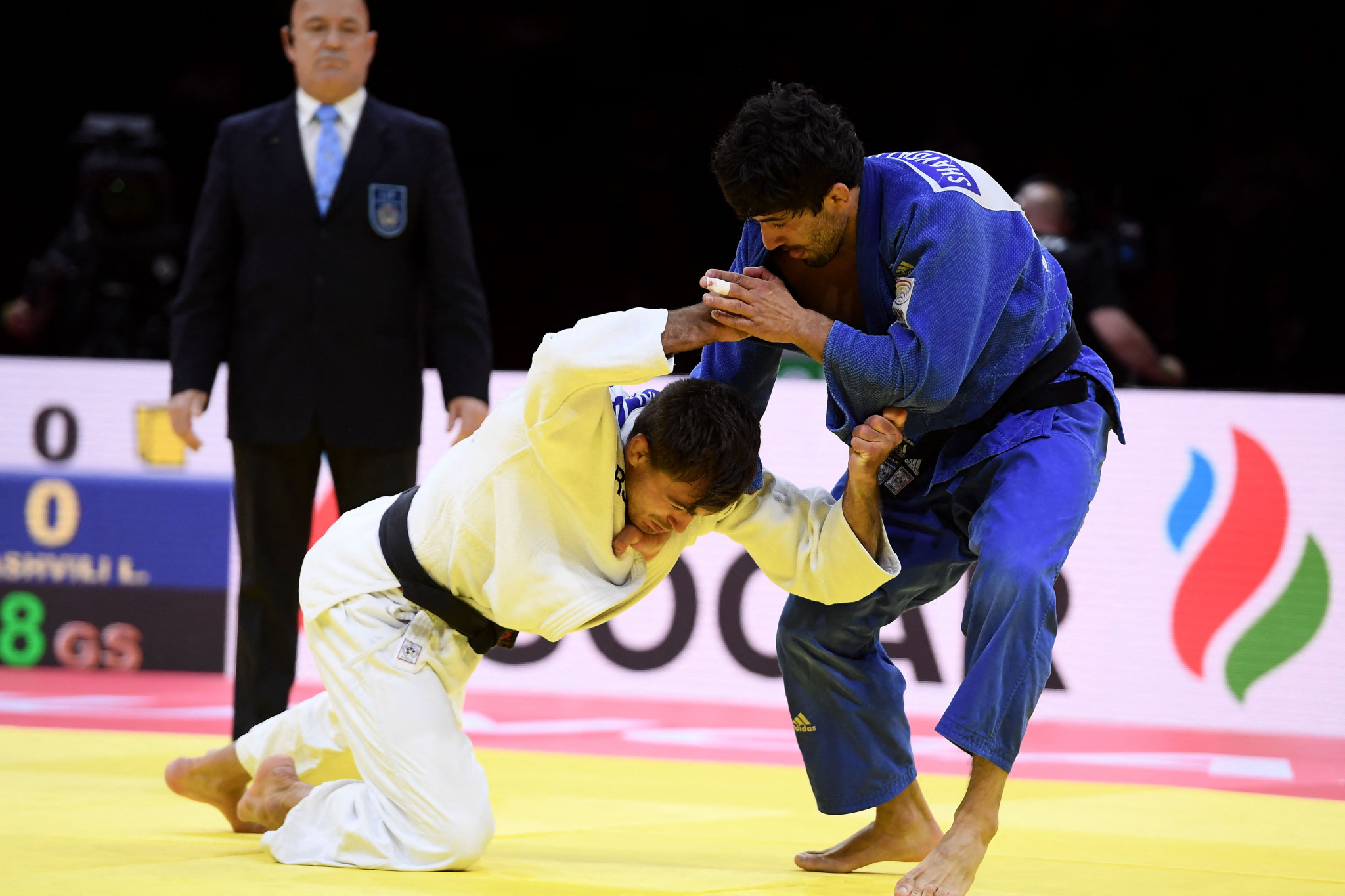 insidethegames is reporting LIVE on the IJF World Championships