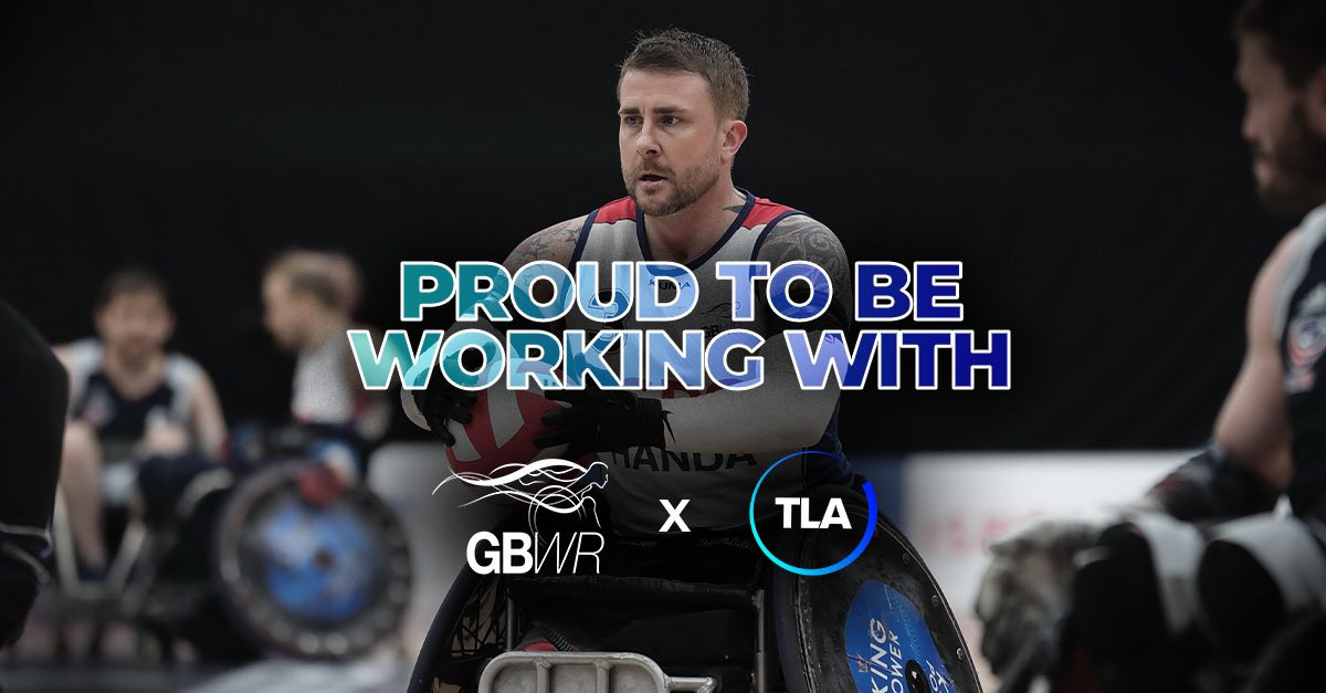 GB Wheelchair Rugby signs marketing partnership with TLA ahead of Paralympics