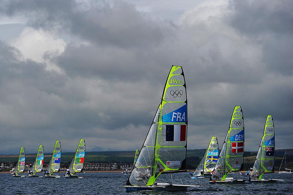 France's Tokyo 2020 49er crew make strong start at World Sailing's Medemblik World Cup