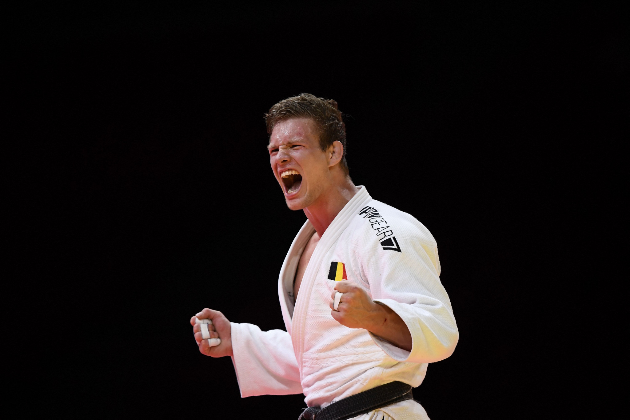 Casse seals first world judo gold as Agbegnenou produces five-star showing