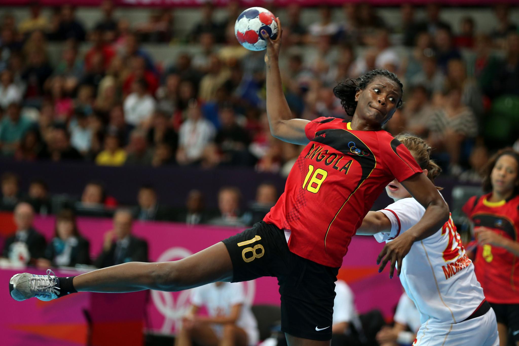 Angola make impressive start in quest for third straight African women's handball title
