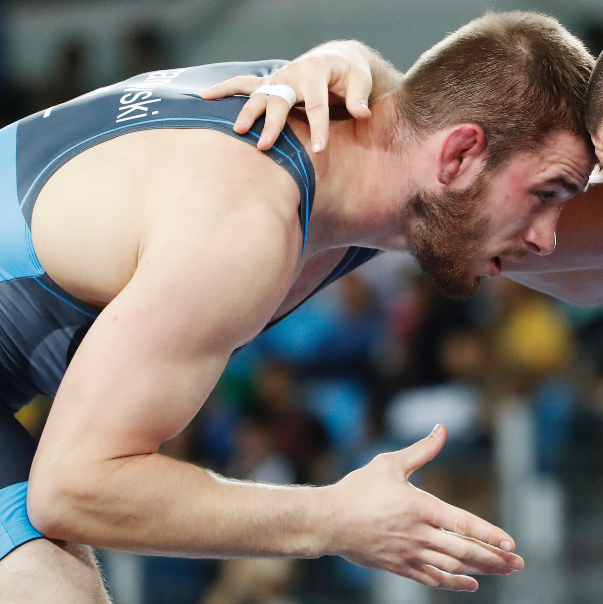 Baranowski earns first gold for hosts at UWW Poland Open