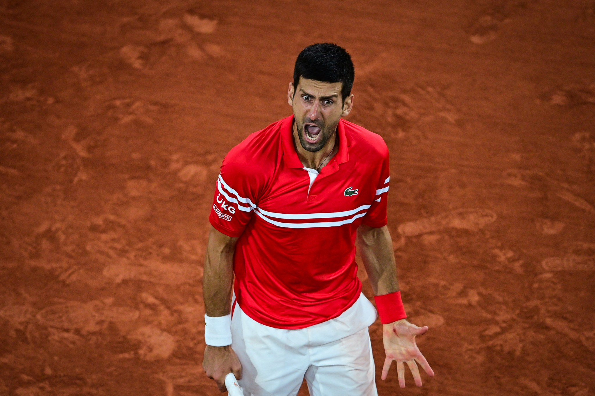 Djokovic and Nadal set up semi-final date at the French Open