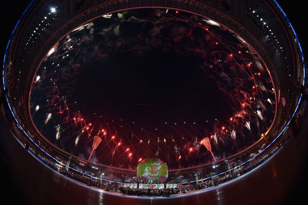 The EBU is set to be involved with the European Games for the first time in 2023 ©Getty Images