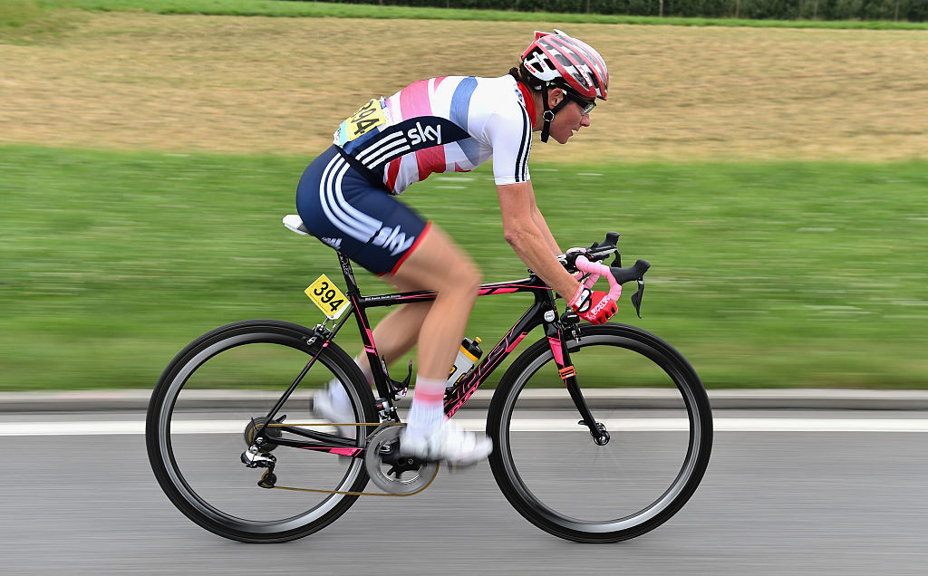 Britain's Tokyo 2020-bound Storey wins 11th road Para cycling world title in Portugal